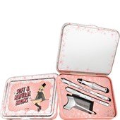 Benefit - Augenbrauen - Augenbrauen Set Soft & Natural Brows Kit