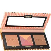 Benefit - Gimme Minis - Blush, Bronzer & Highlighter Palette Cheek Stars Reunion Tour Mini