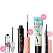 Benefit - Mascara - Party Curl Holiday Set mit Roller Lash Mascara Geschenkset