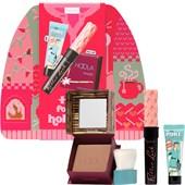 Benefit - Primer - Hot for the Holidays  Make-up Holiday Set Geschenkset