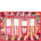 Benefit - Rouge -  Lippen- und Wangenfarben Set Love & Lip Tints