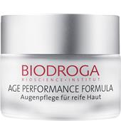 Biodroga - Age Performance Formula - Eye Care for Mature Skin