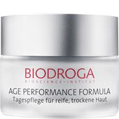 Biodroga - Age Performance Formula - Daytime Care for Mature, Dry Skin