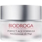 Biodroga - Perfect Age Formula - Rekonturierende 24H Pflege