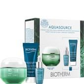 Biotherm - Aquasource - Aquasource Gel Set