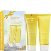 Biotherm - Eau Vitaminée - Set de gel y leche corporal