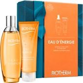 Biotherm - Eau d'Énergie - Gavesæt