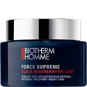 Biotherm Homme - Force Supreme - Black Regenerating Care
