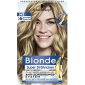 Blonde - Coloration - Super highlights M1