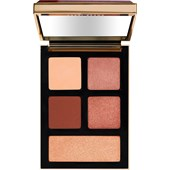 Bobbi Brown - Augen - Luxe & Fortune Collection  Luxe Jewels Rose Eye Palette