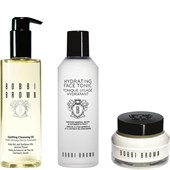Bobbi Brown - Rense / opstramme - Power Trio Skincare Set