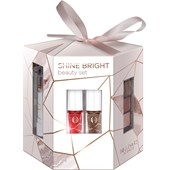 Boulevard de Beauté - Lippen - Shine Bright Beauty Set