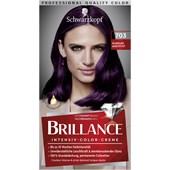 Brillance - Coloration - 703 Dunkler Amethyst Stufe 3 Intensive colour cream