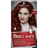 Brillance - Coloration - 872 Intensivrot Stufe 3 Intensiv-Color-Creme