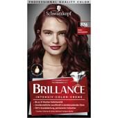 Brillance - Coloration - 876 Mogno nobre nível 3 Creme de cor intensivo