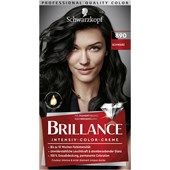 Brillance - Coloration - 890 Schwarz Stufe 3 Intensive colour cream