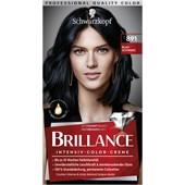 Brillance - Coloration - 891 Blauschwarz Stufe 3 Intensiv-Color-Creme