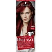 Brillance - Coloration - Romã Gel de tonalidade de brilho