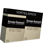 Bruno Banani - Man - Eau de Toilette Spray Duo