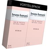 Bruno Banani - Woman - Eau de Toilette Spray Duo