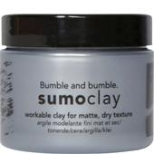 Bumble and bumble - Structure & Tenue - Sumoclay