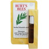 Burt's Bees - Twarz - Herbal Blemish Stick