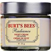 Burt's Bees - Twarz - Radiance Night Cream