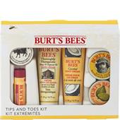 Burt's Bees - Cuerpo - Tips & Toes Kit Set de regalo
