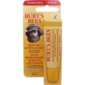 Burt's Bees - Lippen - Beeswax Lip Balm Squeezable