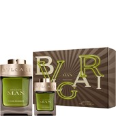 Bvlgari - Man Wood Essence - Gift Set