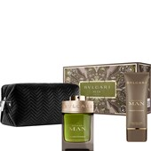 Bvlgari - Man Wood Essence - Cadeauset