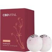 CBDVITAL - Bath & Shower Care - Bombes de bain CBD