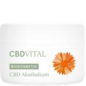 CBDVITAL - Gesichtspflege - CBD Akutbalsam