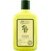 CHI - Olive Organics - Olive & Silk Hair & Body Oil