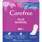 Carefree - Sanitary towels - Plus Original
