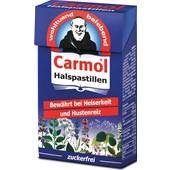 Carmol - Tropfen & Pastillen - Halspastillen