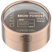 Catrice - Eyebrow products - Mineral Brow Powder Duo