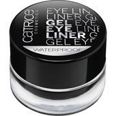 Catrice - Eyeliner & Kajal - Gel Eyeliner Waterproof