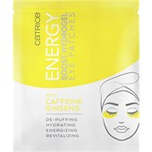 Catrice - Gesichtspflege - Energy Boost Hydrogel Eye Patches