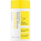 Catrice - Gesichtspflege - Energy Enzyme Peeling Powder