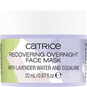 Catrice - Gesichtspflege - Overnight Face Mask
