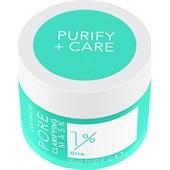 Catrice - Facial care - Pore Clarifying Mask