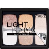Catrice - Highlighter - Light In A Box Highlighter Palette