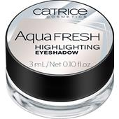 Catrice - Lidschatten - Aqua Fresh Highlighting Eyeshadow