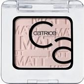 Catrice - Lidschatten - Art Couleurs Eyeshadow Matt