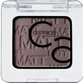 Catrice - Lidschatten - Art Couleurs Eyeshadow Matt