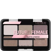 Catrice - Lidschatten - Palette à Porter Eyeshadow
