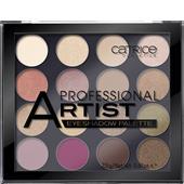 Catrice - Lidschatten - Professional Artist Eyeshadow Palette