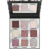Catrice - Lidschatten - Ruby Extravagance Eyeshadow Palette