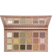 Catrice - Eyeshadow - Sunshine Heat Me Up  18 Colour Eyeshadow Palette